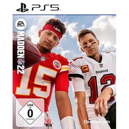 MADDEN NFL 22 [PS5, neu, DE]