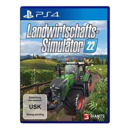 Landwirtschafts-Simulator 22 [PS4, neu, DE]