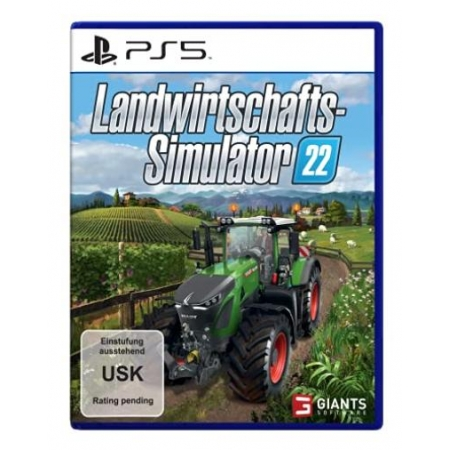 Landwirtschafts-Simulator 22 [PS5, neu, DE]