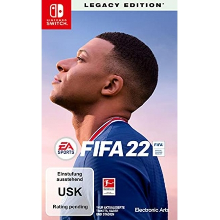 FIFA 22 Legacy Edition  [NSW, neu, DE]