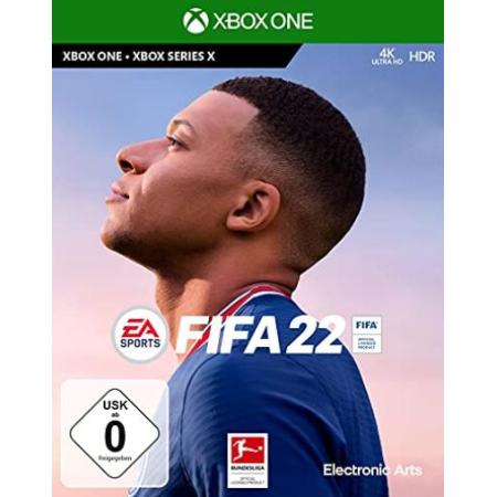 FIFA 22 - Standard Edition (Nur Xbox One) [XBox one, neu, DE]
