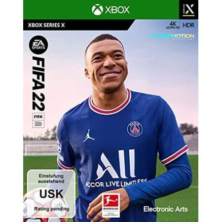 FIFA 22 - Standard Edition (NUR Xbox Series X) [XBox one, neu, DE]