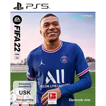 FIFA 22 - Standard Edition  [PS5, neu, DE]