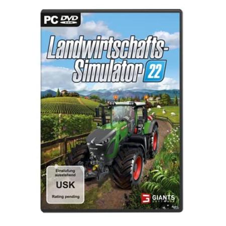 Landwirtschafts-Simulator 22 [PC, neu, DE]