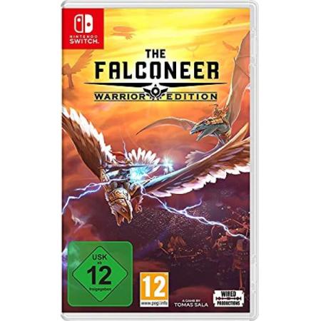 The Falconeer: Warrior Edition [NSW, neu, DE]
