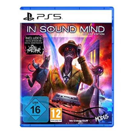 In Sound Mind - Deluxe Edition [PS5, neu, DE]