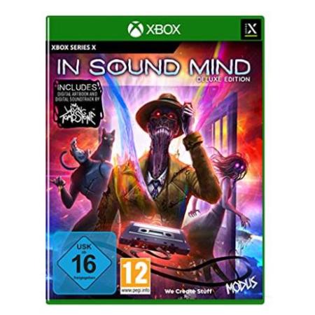 In Sound Mind - (Xbox Series X) - Deluxe Edition [XBox one, neu, DE]