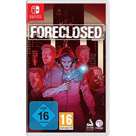 Foreclosed [NSW, neu, DE]