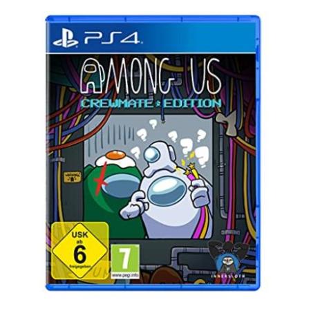 Among Us (Crewmate Edition) [PS4, neu, DE]