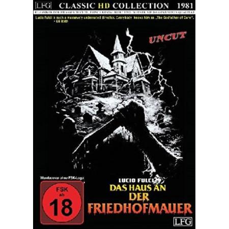 Das Haus an der Friedhofmauer - Uncut - Classic HD Collection # 9 (mit [DVD, gebraucht, DE]