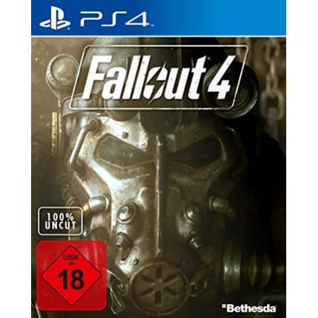 Fallout 4 - Hülle und Cover beschädigt [PS4, gebraucht, DE]