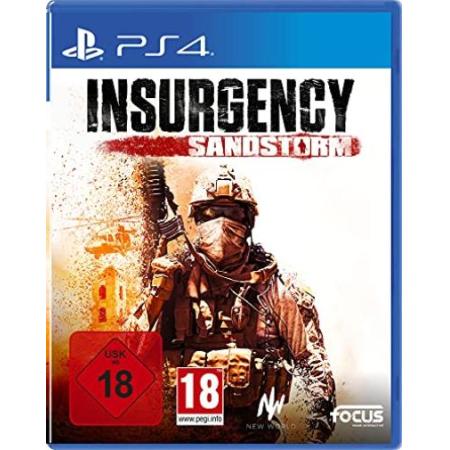 Insurgency: Sandstorm [PS4, neu, DE]