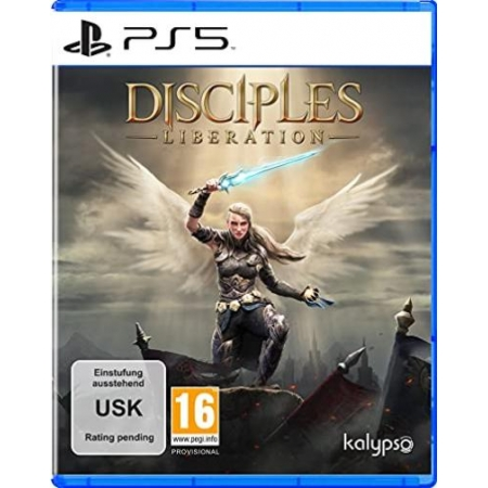 Disciples: Liberation - Deluxe Edition [PS5, neu, DE]