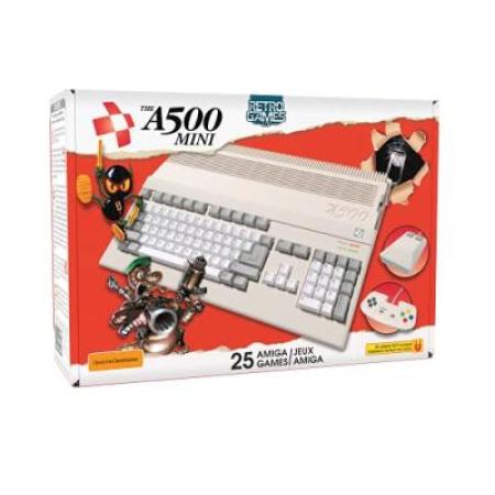 The A500 Amiga Mini [Figuren, neu, DE]