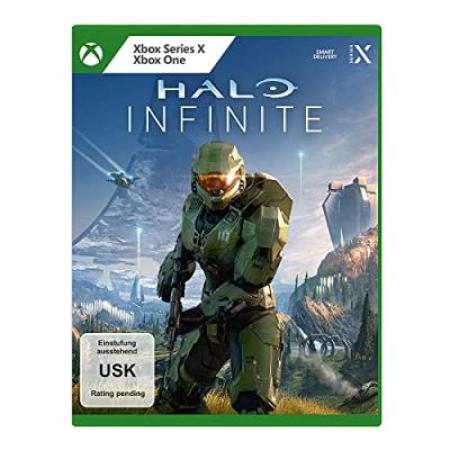 Halo Infinite - (Xbox One, Xbox Series X) [XBox one, neu, DE]