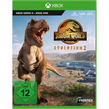 Jurassic World Evolution 2  [XSX, neu, DE]