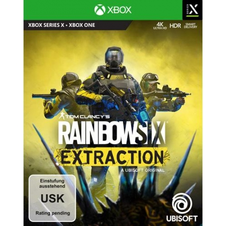 Rainbow Six Extractions XBSX Smart delivery [XBox one, neu, DE]