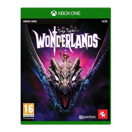 Tiny Tina s Wonderlands - Standart Edition ( Xbox One ) [XBox one, neu, DE]