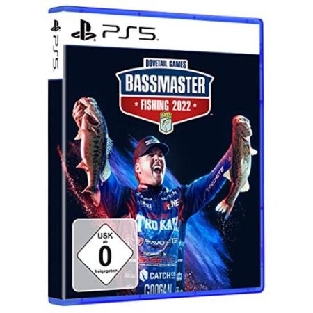 Bassmaster Fishing 2022 [PS5, neu, DE]