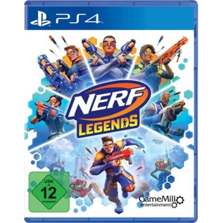 Nerf Legends [PS4, neu, DE]
