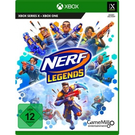 Nerf Legends - (Xbox One, Xbox Series X) [PS4, neu, DE]