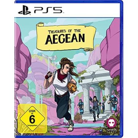 Treasures of the Aegean [PS5, neu, DE]