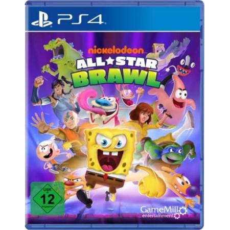 Nickelodeon All-Star Brawl [PS4, neu, DE]