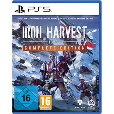 Iron Harvest - Complete Edition [PS5, neu, DE]