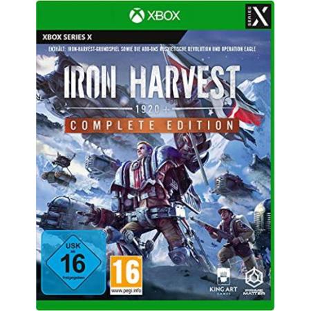 Iron Harvest - Complete Edition (Xbox Series X) [XBox one, neu, DE]