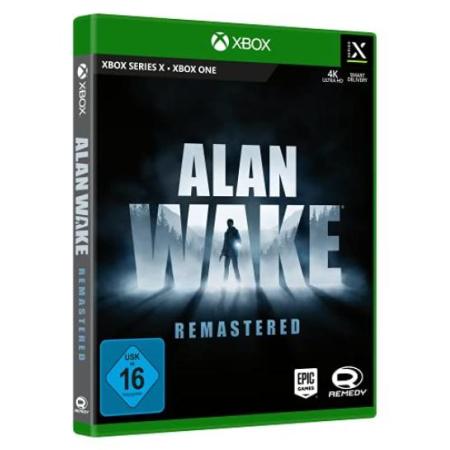 Alan Wake Remastered ( Xbox One, Xbox Series ) [XBox one, neu, DE]