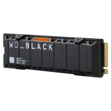 PS5 Game Drive SSD 2TB intern Western Digital mit Heatsink (Hardware) [PS5, neu, DE]