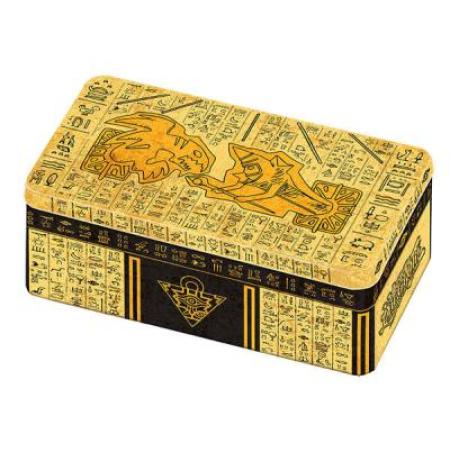 Yu-Gi-Oh! TCG 2021 Tin Box of Ancient Battles Deutsch [Karten, neu, DE]