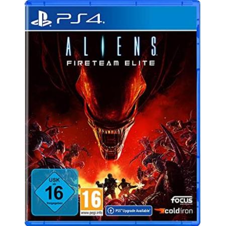 Aliens: Fireteam Elite  [PS4, gebraucht, DE]
