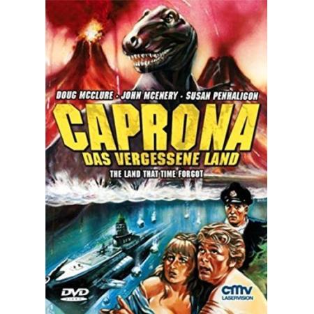 Caprona - Das vergessene Land [DVD, gebraucht, DE]