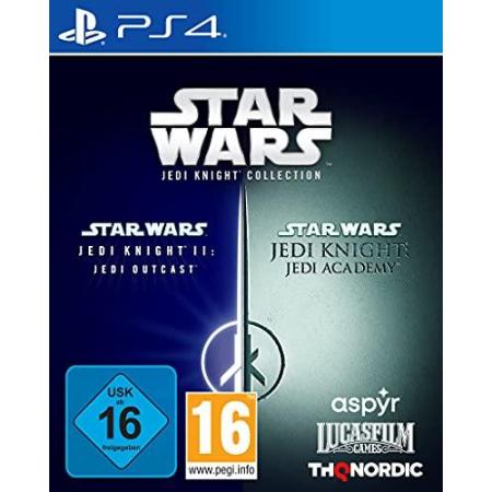 Star Wars Jedi Knight Collection [PS4, neu, DE]