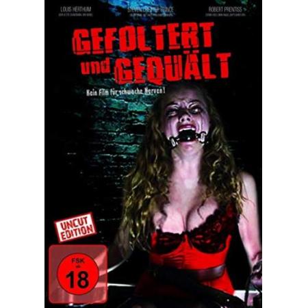 Gefoltert und gequält [DVD, gebraucht, DE]