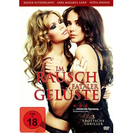 Im Rausch fataler Gelüste - Box-Edition (3 Filme) [DVD, gebraucht, DE]