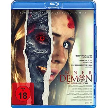 Inner Demon - Die Hölle auf Erden [BluRay, gebraucht, DE]