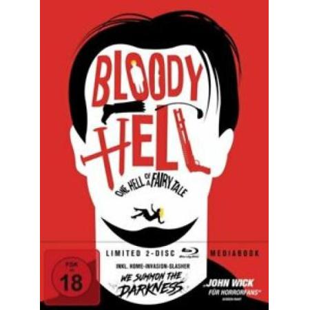 Bloody Hell - One Hell of a Fairy Tale- Mediabook - Ohne Deckblatt [BluRay, gebraucht, DE]