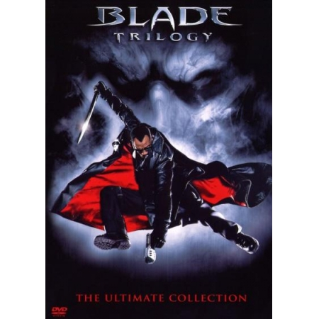 Blade Trilogy - The Ultimate Collection [DVD, gebraucht, DE]