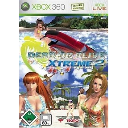 Dead or Alive Xtreme 2 [XB360, gebraucht, DE]