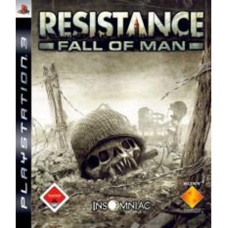 Resistance - Fall of Man [PS3, gebraucht, DE]
