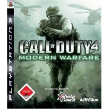 Call of Duty 4 - Modern Warfare [PS3, gebraucht, DE]