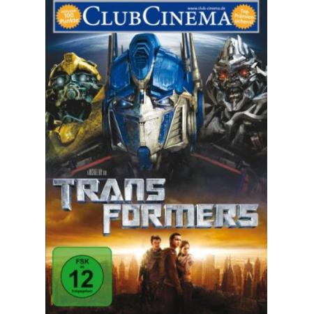 Transformers [DVD, gebraucht, DE]
