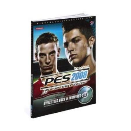 Pro Evolution Soccer 2008 [Books, gebraucht, DE]