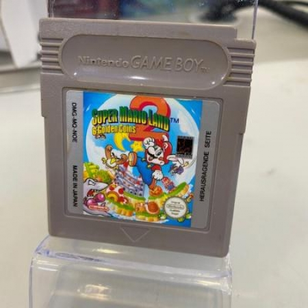 Super Mario Land 2 6 Golden Coins - Nur Modul [GB, gebraucht, DE]