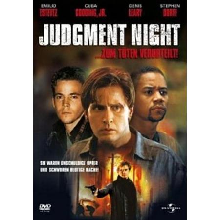 Judgement Night - Zum töten verurteilt [DVD, gebraucht, DE]