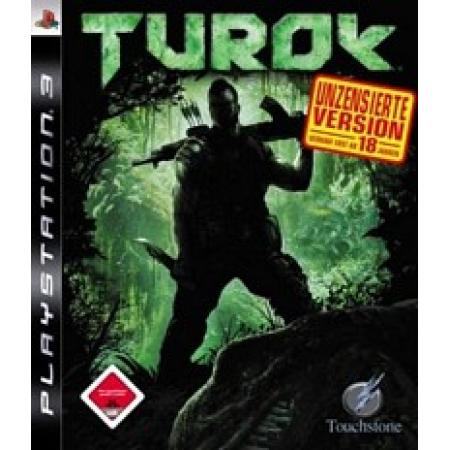 Turok [PS3, gebraucht, DE]