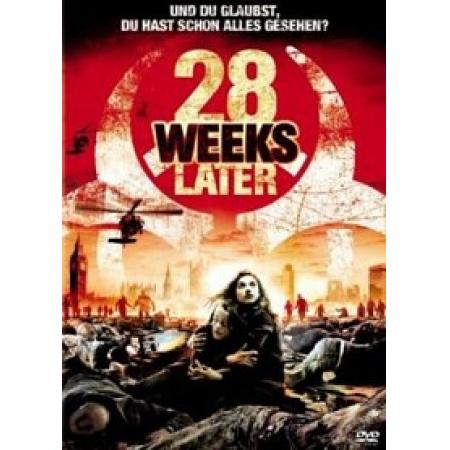 28 Weeks Later (Verleihversion) [DVD, gebraucht, DE]