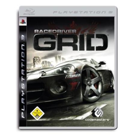 Race Driver GRID [PS3, gebraucht, DE]
